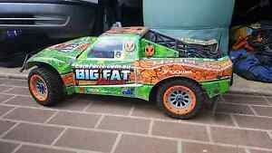 Losi 5t gas stadium truck Caboolture South Caboolture Area Preview