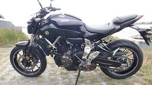 Yamaha MT07 2015 Great Condition LAMS bike Rego Taren Point Sutherland Area Preview
