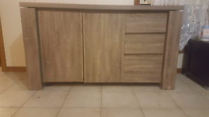 Solid wood Buffet Canley Vale Fairfield Area Preview
