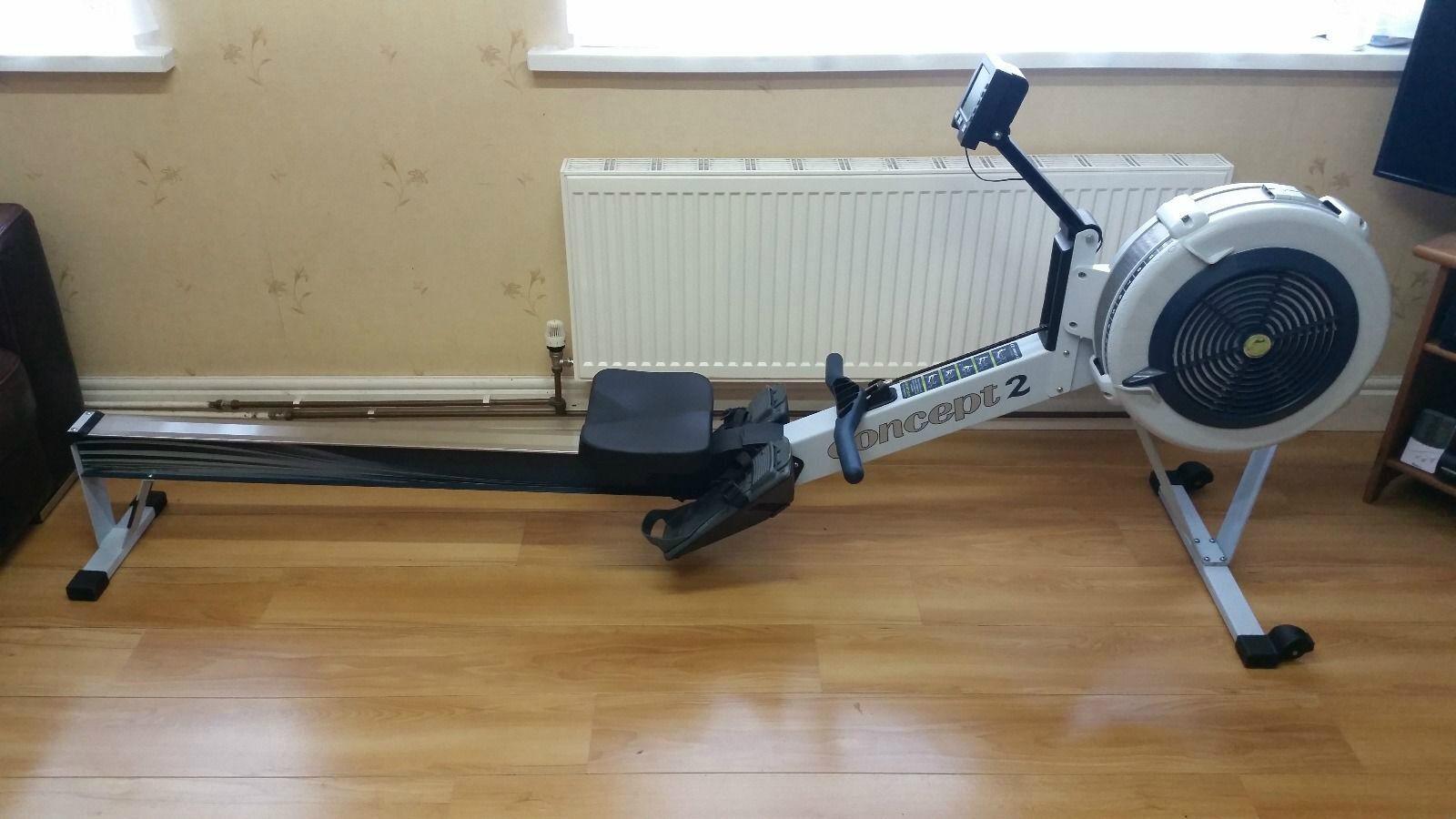 Concept 2 Indoor Rower Model D, From £550