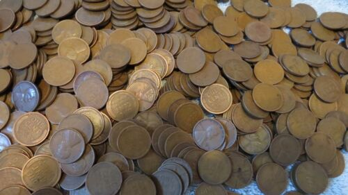 250+ 1909-1939 Wheat Pennies! Only Teens, Twenties, and Thirties! Pre-1940 Cents