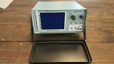 Portable Spectrum Analyzer Satellite Communications