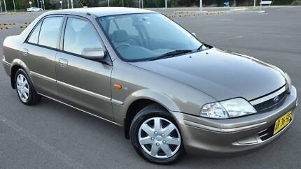 1999 Ford Laser GLXi 4 door 1.8L Sedan (Auto)