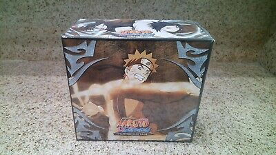 Naruto CCG TCG Card Game Path Of Pain Starter Deck Box of 8 Decks 16 -