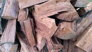 Firewood quality dry jarrah delivered free and stacked special Kalamunda Kalamunda Area Preview