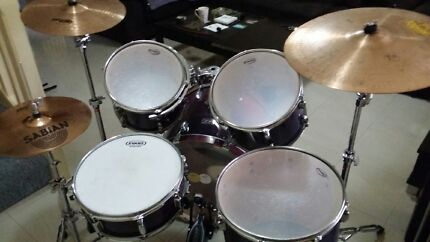 Premier Cabria 5pc drum kit Blacktown Blacktown Area Preview