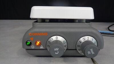 Corning Laboratory Stirrer Hot Plate 6795-220 120vac 283w 60hz