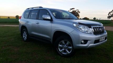 2011 Toyota prado gxl diesel  Palmer Mid Murray Preview