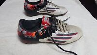 Used boys Adidas Messi 10.2FG soccer cleats size 6 1/2