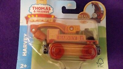 Thomas  And Friends Wooden Railway HARVEY Brand New And Factory Sealed