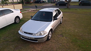 1999 honda civic cxi manual Bass Hill Bankstown Area Preview