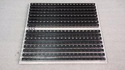 Amp 87579-2 Electrical Connectors 10 Mod Drra Shrd 100cl Lot Of 320 New