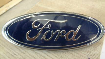 Ford Genuine Front Grille Emblem 180mm x 71mm new part