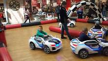 Childrens amusement ride..6 x 12v electric BMW ride on cars . Sydney City Inner Sydney Preview