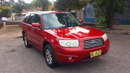 2005 Subaru forster 2.5l auto 4cyl new tyre only 5500 Yagoona Bankstown Area Preview
