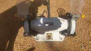 "Carba-tec 8"" bench grinder *REDUCED* Stoneville Mundaring Area Preview"