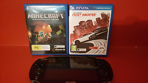 PSVita Special with popular games Carindale Brisbane South East Preview