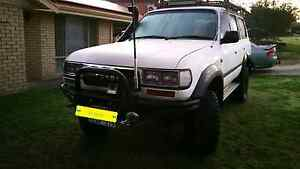 Landcruiser 80 series diesel regretful sale Mandurah Mandurah Area Preview