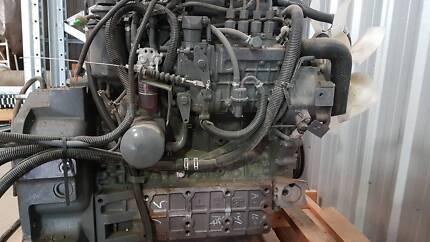 Kubota Engine V3800-DI-T-EU8 /Motor from Kubota M8540 ($7500+GST)