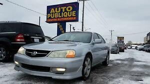 Acura TL Type S 2002 / AUT/ CUIR/ TOIT OUVRANT/ MAGS - DELSON
