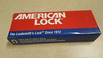 American Lock Lockout Padlock Ka Orange 1-78h - A1107kaorj