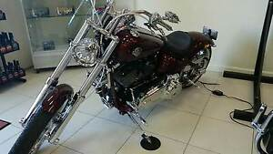 2008 HARLEY DAVIDSON ROCKER MY08 1584CC ONLY 4738K'S St Marys Penrith Area Preview