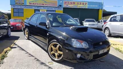 2003 Subaru Impreza WRX (AWD)(Incl.Rego/RWC/Warranty) Dandenong Greater Dandenong Preview