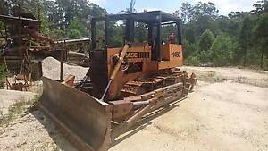 Case 1450 dozer 6 way power angle tilt, rippers Bruthen East Gippsland Preview