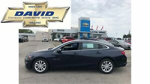 2017 Chevrolet Malibu 1LT/ REAR CAM/ 17 in ALLOYS/ POWER SEATS