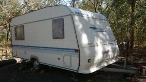 Adria Altera caravan 2008 in excellent condition
