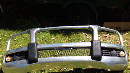 200 series landcruiser bull bar Bassendean Bassendean Area Preview