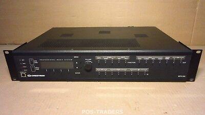 Crestron MPS-300 System Control Switcher Audio Amplifier Multimediapräsentation