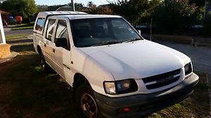 V6 Rodeo dual cab (has issues) Wodonga Wodonga Area Preview