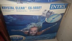 INTEX pool for sale....great deal!