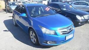2011 Holden Cruze Sedan Wangara Wanneroo Area Preview