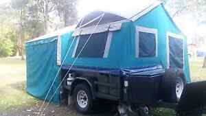 Camper Trailer - Explorer Campers and Canvas Chisholm Tuggeranong Preview
