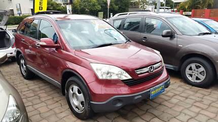 2007 Honda CRV, AUTO - WARRANTY - REGO - RWC - 4X4