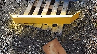 Snow Plow Pusher Box Blade Replacement Wear Shoes Bolt On Or Weld Universal