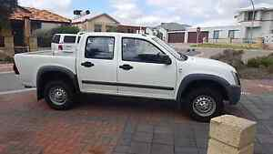 2007 Holden Rodeo V6 Petrol Dual Cab 4x2 Ellenbrook Swan Area Preview