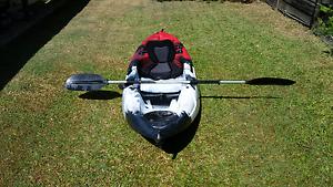 Fishing Kayak Worongary Gold Coast City Preview
