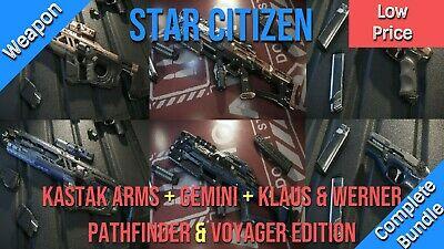 Star Citizen - Kastak Arms + Gemini + Klaus & Werner -...