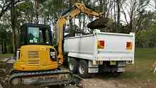 5T Excavator, Skid Steer, Bogie Hire With Operator South Penrith Penrith Area Preview