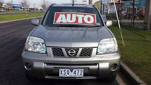 2004 Nissan X-trail Wagon Automatic Traralgon East Latrobe Valley Preview