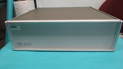 Programmed Test Sources Pts 500 Frequency Synthesizer 1-500mhz 500v3n10