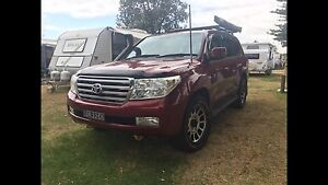 Toyota landcruiser 200 series vx with extras slightly negotiable Bexley Rockdale Area Preview