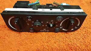 BMW E36 Klimabedienteil Heizungsbetätigung Klima E366411 1387340 MK263993