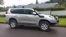 2013 Toyota LandCruiser Prado GXL Diesel St Ives Ku-ring-gai Area Preview