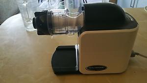 Juicer Ceramic  Auger Healthstart Dianella Stirling Area Preview