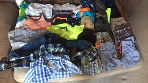 Boys summer clothes 12-24 month