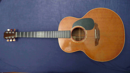 Lowden 035 Acoustic Guitar Handmade Quality Collector's Item